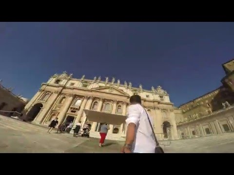 ONE trip |  SIX countries (TRAVEL with GOpro4 Silver)
