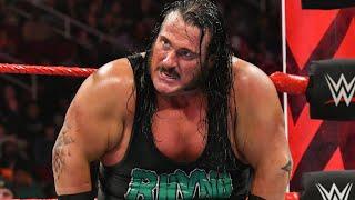 Rhyno FIRED On WWE Raw
