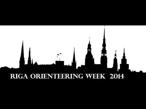 Riga Orienteering Week 2014 DAY 1 Riga Cup Jaunciems