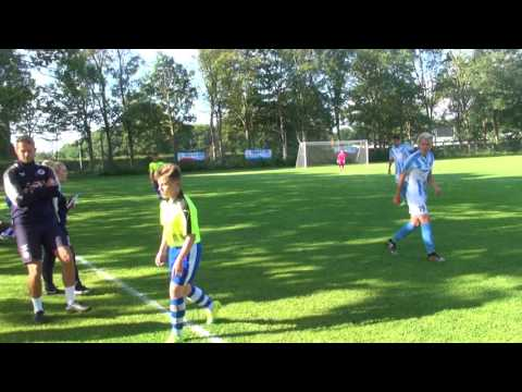 01.08.2017 Iber Cup. Reading FC — Riga FC (2003 г.р. U-14) 1 тайм