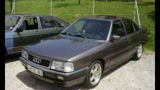 Audi 100 Tribute 1982 - 1991