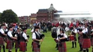 2009 Pipe and Drum World Championships
