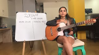 Upcoming indie star Zoya performs live for Arré Sessions   Arré Earworm