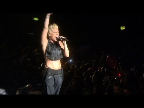Pink: Live from Wembley Arena - London, England (Trailer)