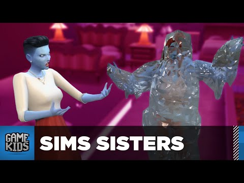 Attack Of The SABOTROARS - Sims Sisters Episode 57