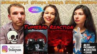 TUMBBAD | Sohum Shah | Trailer REACTION!!!