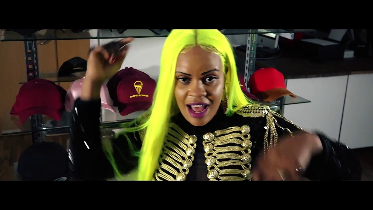 Download Tina B Standing Ovation (Zaddy) official video