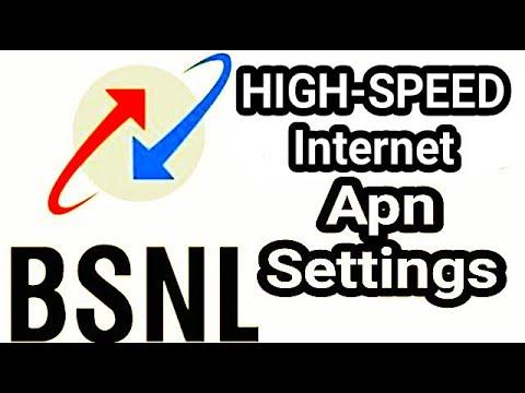 BSNL New Apn Settings For Fast Net 2020. Bsnl Fast Internet Settings. Bsnl Fastest Apn Settings.