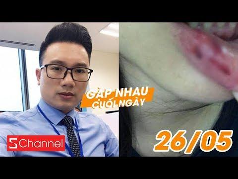 Bị tố bạo hành em vợ: BTV Minh Tiệp nói gì?   GNCN 26/05