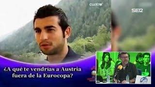 Raúl Albiol quiere ver canguros en Austria #LaVidaModerna