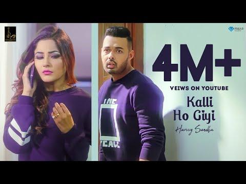 Kalli Ho Gayi (Official Video) Harvy Sandhu | Tru Makers | Punjabi Music 2018