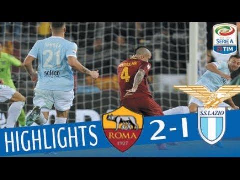 Download Roma - Lazio 2-1 - Highlights - Giornata 13 - Serie A TIM 2017/18