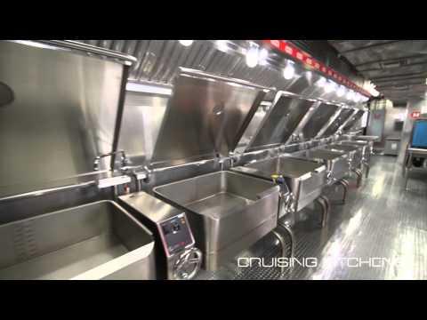 HEB 57' Mobile Kitchen Trailer - Virtual Tour
