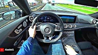 The Mercedes E Class 2018 Test Drive