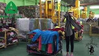 Gracer Used Velvet Sports Wear Used Clothing Stores Online