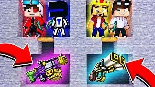 ТЕРОСЕР И ДЕМ ПРОТИВ АИДА И ЗИДДЕРА В ШАХТЕ? Minecraft шахтеры