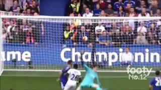 Chelsea 1:2 Crystal Palace (29 Aug 2015) Full Highlights