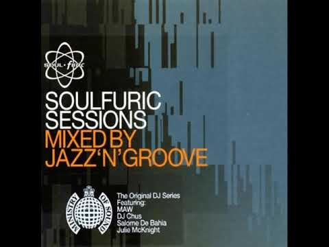 Soulfuric Sessions mixed by Jazz N' Groove
