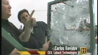 OneWay Bullet Resistant Glass