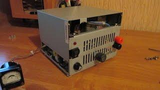 Зарядное устройство для АКБ на тиристоре КУ202Л