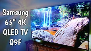 "Samsung 65"" 4K UHD QLED Q9F TV Review"