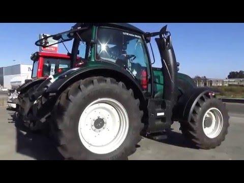 Jornada de Puertas Abiertas de Agricola Castelao 2016
