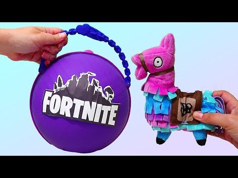Fortnite LOL Big Surprise Custom Ball with Toys and Dolls Fun for Kids   SWTAD