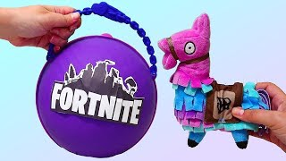 Fortnite LOL Big Surprise Custom Ball with Toys and Dolls Fun for Kids | SWTAD
