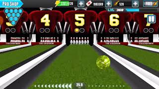 PBA BOWLING CHALLENGE CITRINE BALL UNLOCKED