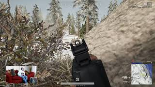 Old Guy's 1st Kill On Vikendi and New PUBG Update.  Playerunknown's Battlegrounds XBOX One X