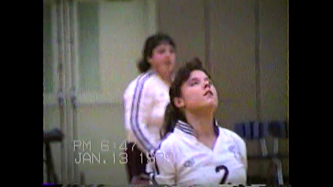 NCCS - MAI Volleyball  1-13-89