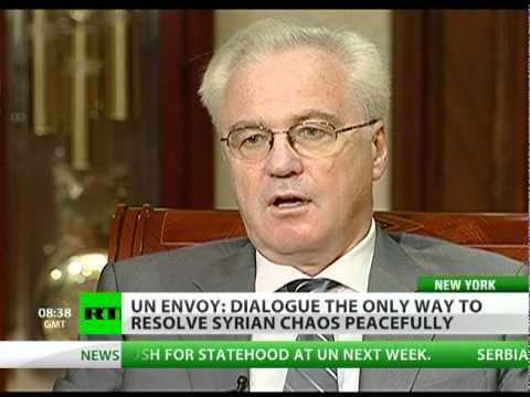 Libyan blood money, MidEast movers & Kosovo chaos: UN Envoy to RT