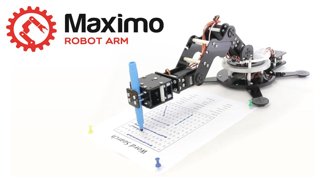 Maximo Robot Arm - ITNX