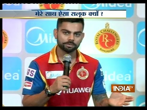 Virat Kohli: I Am Hurt For Being Blamed For India's World Cup Exit - India TV