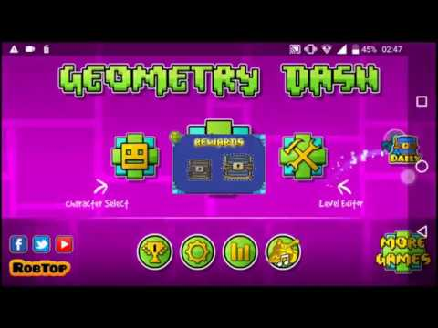 Download Geometry Dash Free Apk 2018!!