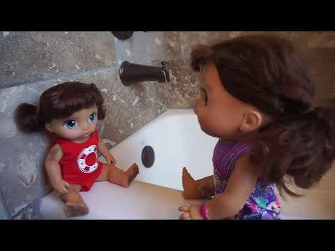 BABY ALIVE Homeless Honey Movie! Baby Alive Videos