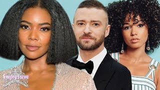 Gabrielle Union unfairly kicked off of AGT | Justin Timberlake's fake cheating scandal?