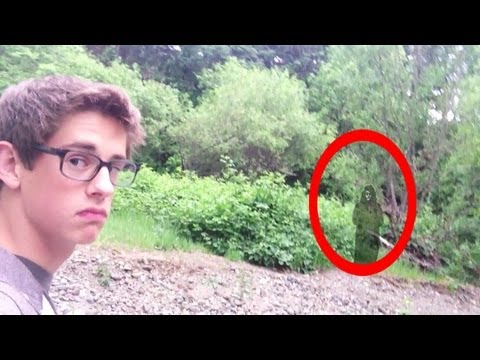 Real Ghost Video - Myles is Haunted - #1