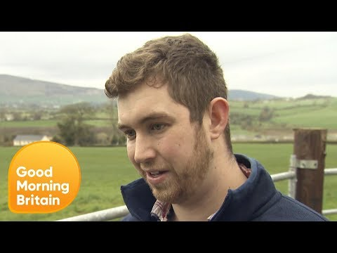 Northern Irish Farmers Face Uncertainty Due to Brexit | Good Morning Britain