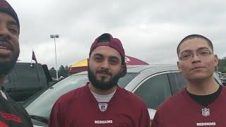 Behind Enemy Lines 49ers Vs Redskins