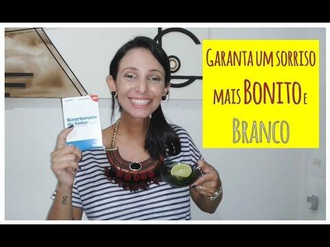 Clareamento Dos Dentes Com Bicarbonato De Sodio E Limao Youtube