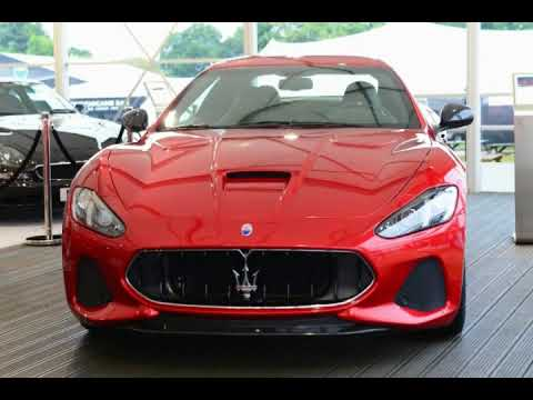 Hot News New Maserati Granturismo Slated For 2020 Youtube