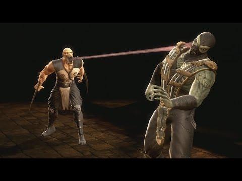 Mortal Kombat 9 Komplete Edition - All Fighters Do Yummy! Fatality *PC Mod* (HD)