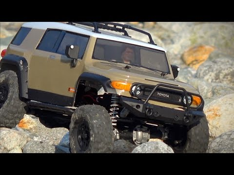 HPI Venture FJ Cruiser - First Ride and Explanation of its Features