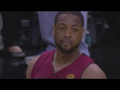 Dwyane Wade Full Highlights 2014 Finals G1 at Spurs - 19 Pts