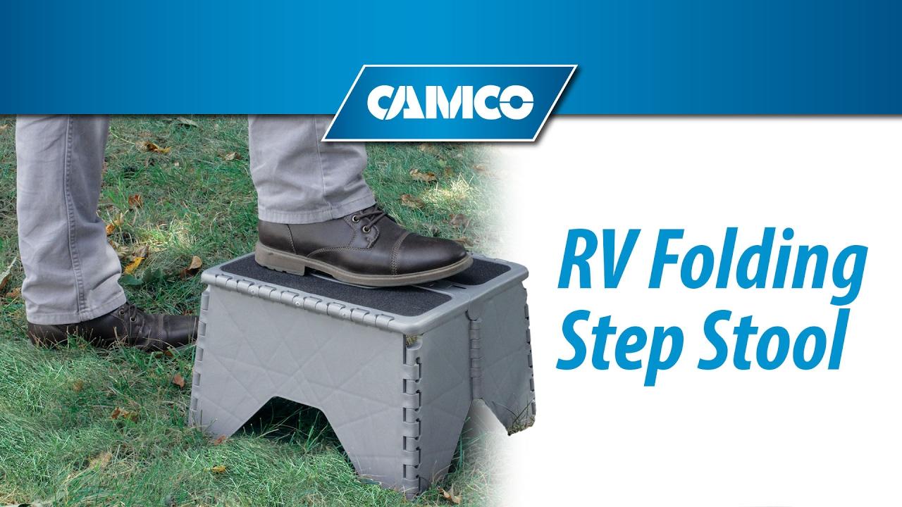 RV Folding Step Stool & RV Folding Step Stool - YouTube islam-shia.org