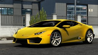 [ETS2 v1.42] Lamborghini Huracan LP580-2 2017 *Best Car Mod*