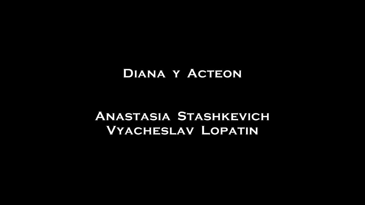 Diana e Acteon