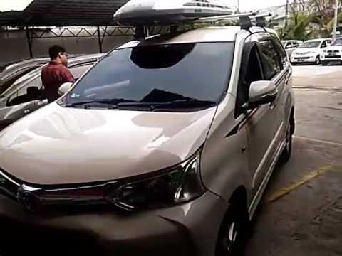 Pemasangan Thule Persiapan Vj Velozity Journey 2017 Indonesia Malaysia Brunei Youtube