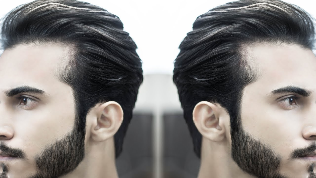 pompadour hairstyle for men | long hair hairstyles men | indian hairstyles  men